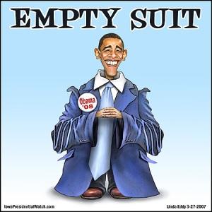 EmptySuit obama
